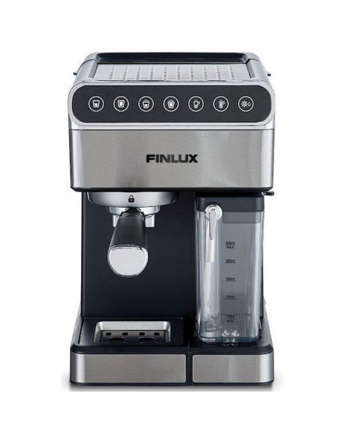 Καφετιέρα Espresso Finlux FEM-1792 IMPRESSION LATTE 15 Bar